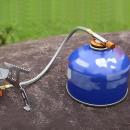 Газовые баллоны для туристических горелок и плит