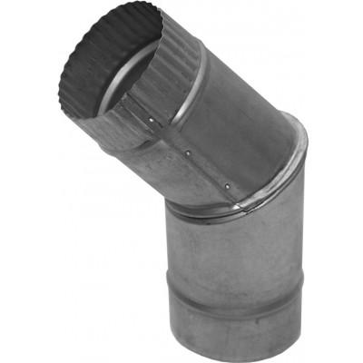 Колено трубы изогнутое d 80