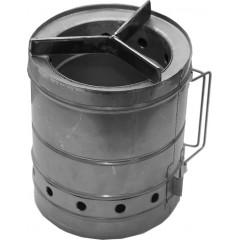 Печка щепочница Турбо-Б d 200мм