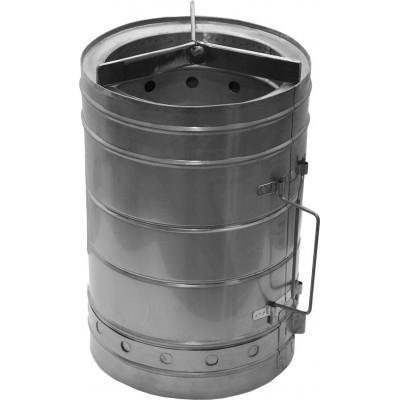 Печка щепочница Турбо-Б d 160мм