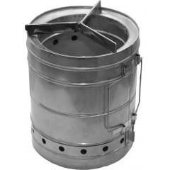 Печка щепочница Турбо-М d 200мм