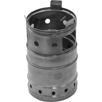 Печка щепочница урал d 108 мм