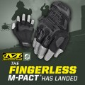 Перчатки Mechanix M-Pact Fingerless MFL-55