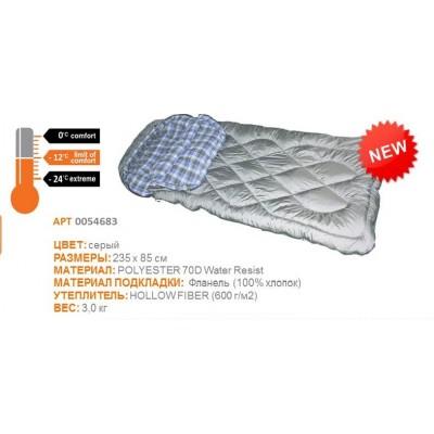 Cпальный мешок Woodland Irbis 600 (сверхтеплый)